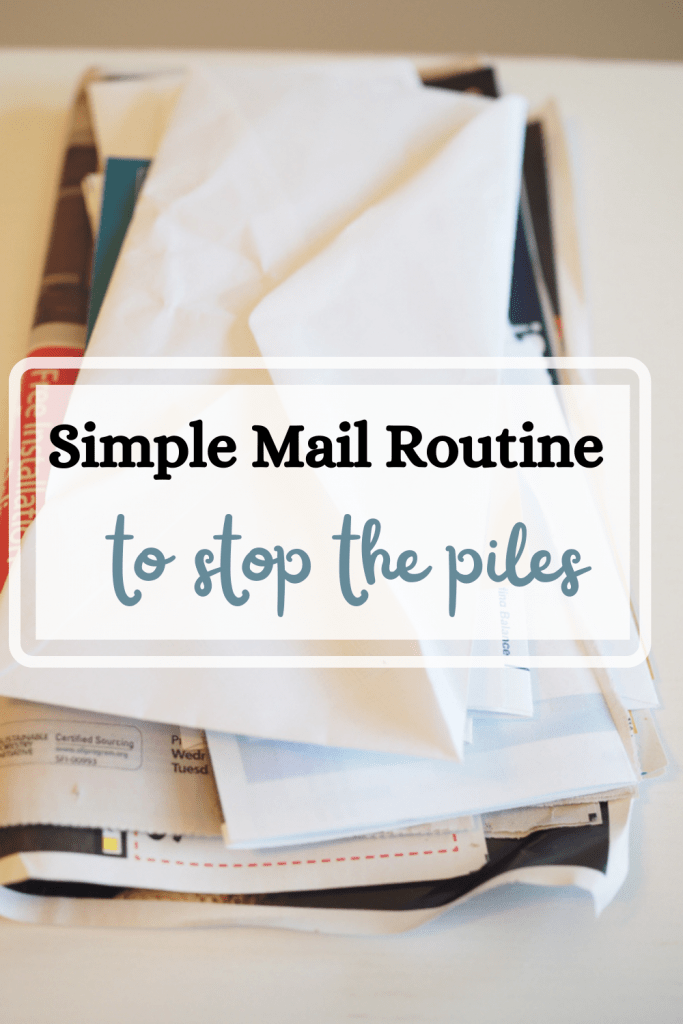 mail routine to stop the piles